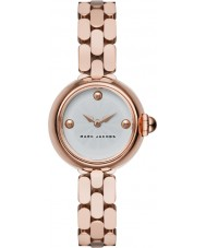 Marc Jacobs MJ3458 Ladies Courtney Rose Gold Plated Bracelet Watch