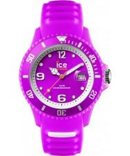 Ice-Watch SUN.NPE.U.S.14 Unisex Ice-Sunshine Neon Purple Watch