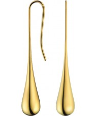 Calvin Klein KJ3QJE100100 Ladies Ellipse Earrings