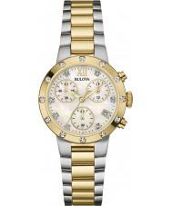 Bulova 98R209 Ladies Classic Watch