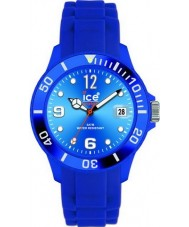Ice-Watch SI.BE.B.S.12 Big Sili Blue Silicon Watch