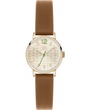 Orla Kiely OK2018 Ladies Frankie Tan Leather Strap Watch