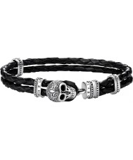 Thomas Sabo A1697-823-11-L18-5 Rebel at Heart Bracelet