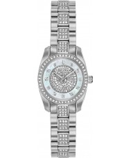 Bulova 96L253 Ladies Crystal Watch
