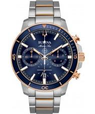 Bulova 98B301 Mens Marine Star Watch