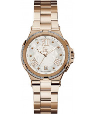 Gc Y34011L1 Ladies Structura Cable Watch