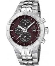 Festina F16666-2 Mens Tour of Britain 2013 Brown Chronograph Watch