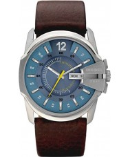 Diesel DZ1399 Mens Master Chief Blue Brown Watch