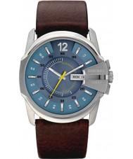 Diesel DZ1399 Mens Master Chief Blue Brown Watch