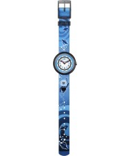 Flik Flak FBNP040 Boys Spaceboy Blue Watch