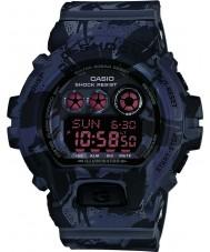 Casio GD-X6900MC-1ER Mens G-Shock World Time Balck Grey Digital Watch