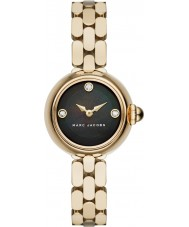 Marc Jacobs MJ3460 Ladies Courtney Gold Plated Bracelet Watch