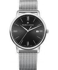 Maurice Lacroix EL1118-SS002-310-1 Mens Eliros Silver Steel Bracelet Watch