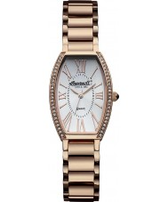 Ingersoll INQ021SLRS Ladies Lansing Silver Rose Gold Watch