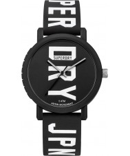 Superdry SYG196BBW Mens Campus Fluro Block Watch