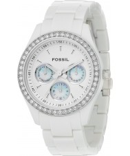 Fossil ES1967 Ladies Stella All White Watch
