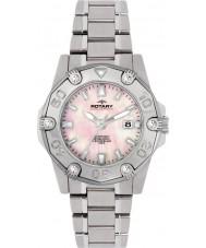 Rotary ALB00030-W-07 Ladies Aquaspeed Steel Watch