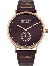 Superdry SYL175RRG Ladies Oxford Watch