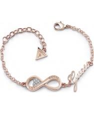 Guess UBB85066-L Ladies Endless Love Bracelet