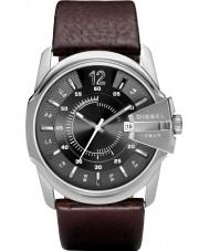 Diesel DZ1206 Mens Master Chief Grey Brown Watch