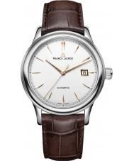 Maurice Lacroix LC6098-SS001-131-2 Mens Les Classiques Brown Automatic Watch