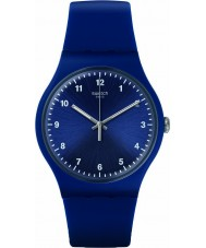 Swatch SUON116 New Gent - Mono Blue Watch