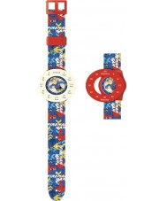 Character Watches FS18 Boys Fireman Sam Time Teacher Watch