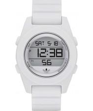 Adidas ADH2984 Calgary White Rubber Chronograph Strap Watch