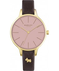Radley RY2386 Ladies Millbank Brown Leather Strap Watch