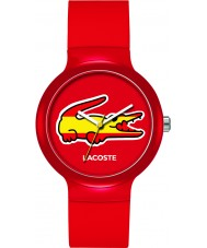 Lacoste Goa Spain Red Watch