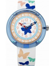 Flik Flak FBNP099 Girls Papilletta Watch