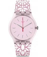 Swatch SUOP109 Ladies Fleurie Watch