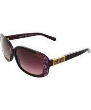 Michael Kors MK6011 56 Delray Pink Snake 30188H Sunglasses