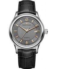 Maurice Lacroix LC6098-SS001-320-1 Mens Les Classiques Brown Automatic Watch
