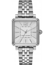 Marc Jacobs MJ3461 Ladies Vic Silver Plated Bracelet Watch