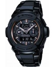 Casio MTG-1500B-1A5JF Mens G-Shock Black Worldtime Combi Watch
