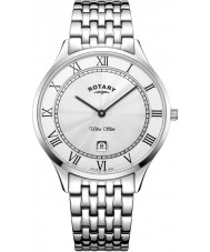 Rotary GB08300-01 Mens Ultra Slim Watch