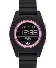 Adidas ADH2986 Calgary Black Rubber Chronograph Watch