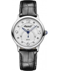 Ingersoll INQ022WHSL Mens Regent White Black Watch