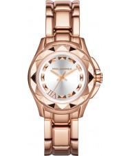 Karl Lagerfeld KL1033 Karl 7 Rose Gold Steel Bracelet Watch