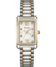 Bulova 98S144 Ladies Diamond Watch