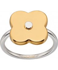 Orla Kiely Ladies Flora Ring