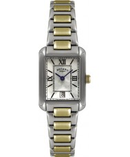 Rotary LB02651-41 Ladies Timepieces Two Tone Watch