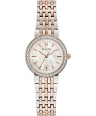 Bulova 98R280 Ladies Classic Watch