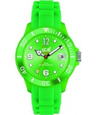 Ice-Watch SI.GN.B.S.12 Sili Forever Green Strap Watch
