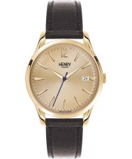 Henry London HL39-S-0006 Westminster Brown Leather Strap Watch