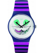 Swatch SUOW125 New Gent - Cat me up Watch