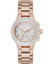 DKNY NY2396 Ladies Chambers Rose Gold Plated Watch