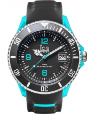 Ice-Watch 001334 Mens Ice-Sporty Black Silicone Strap Big Watch