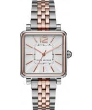 Marc Jacobs Ladies Vic Two Tone Steel Bracelet Watch